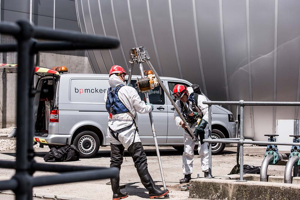 Confined Space Safety and Rescue Services